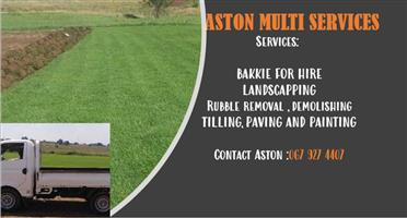 ASTON MULTI SERVICES