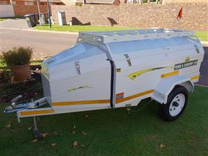 Campmaster Town and Country 210 Trailer