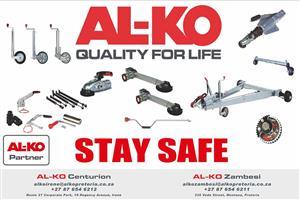 Al-KO trailer parts