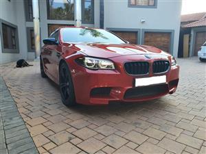 2015 BMW M5 sedan M5 M DCT (F90)