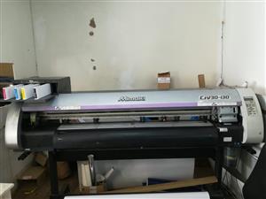 Mamaki CJV30 130 Print and cut