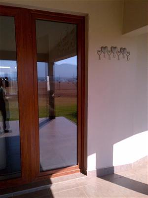 Window - PVC - Double Glazed - NEW