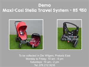 Demo Maxi-Cosi Stella Travel System