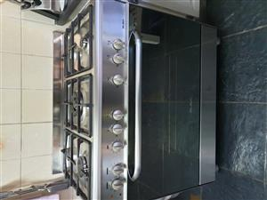 Elba 900mm 5 Burner / Electric Oven stove