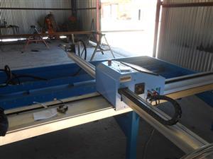 P-1313 MetalWise Lite CNC Plasma/Flame Cutting Machine 1300x1300mm, Stepper Motor, Flame