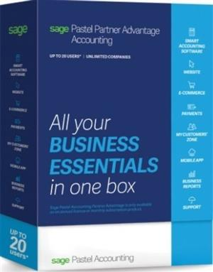 Pastel Partner Accounting / Payroll Sales ,Installation and Support