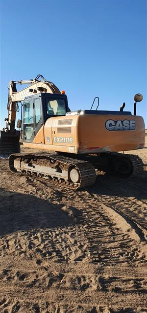 2016 CASE EXCAVATOR 20 TON IN EXCELLENT CONDITION