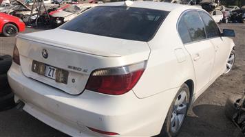 BMW 530D 2005 strippig for spares