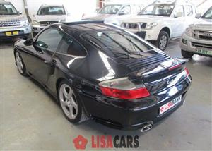 2001 Porsche 911 turbo tiptronic