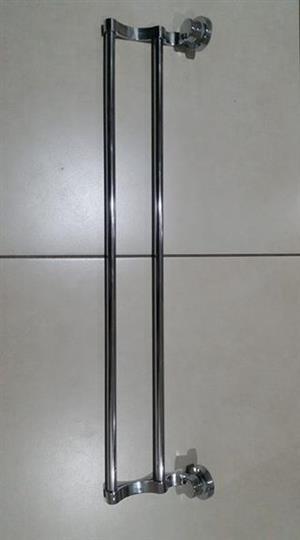 Designer towel rail (double)