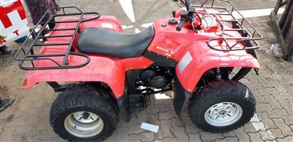 2013 Bashan 250cc