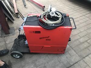 Matweld co2 welding machine