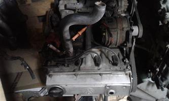 VW GOLF 1.8 ENGINE (USED) FOR SALE