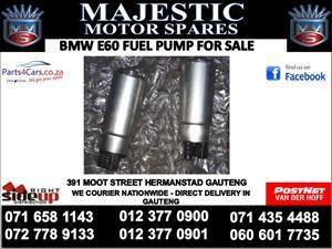 Bmw E60 fuel pump for sale