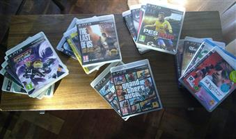 Various PS3 Titles for sale