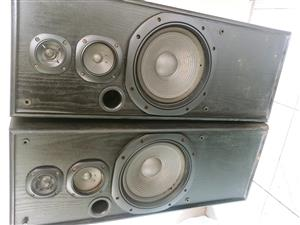 Kenwood hifi speakers