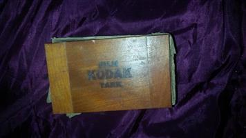 Kodak film tank for sale