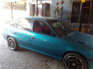 1999 Opel Astra 1.4 Essentia