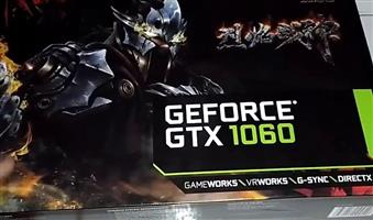 NVIDIA GeForce GTX 1060 Ultra