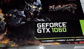NVIDIA GeForce GTX 1060 Ultra