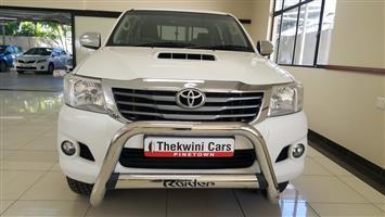2014 Toyota Hilux 2.5D 4D double cab Raider Legend 45