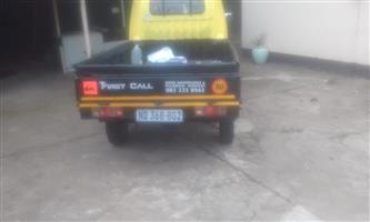 2007 Chana Star 1.0 club cab dropside