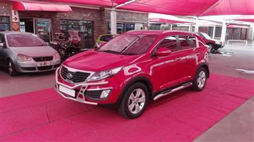 2011 Kia Sportage 2.0
