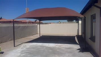 Carport 2 vehicle
