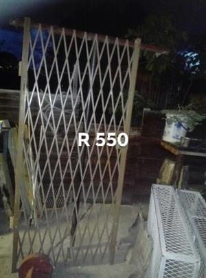 Big security gate for sale