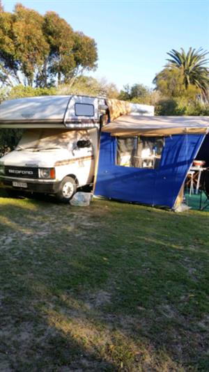 Kombi camper tent