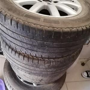 jetta 5 rims and tyres