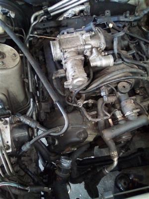 Jaguar all parts engine's