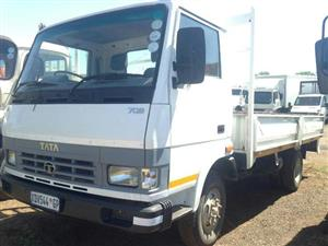 We have a wild range of TATA Dropside Trucks