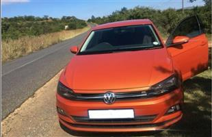 2018 VW Polo hatch 1.0TSI BlueMotion