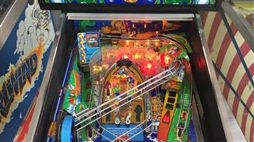 Pinball Machines Services , Come visit our showroom to view our amazing pinball machines
