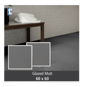 Tile - Glaze Matt