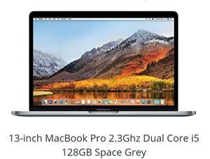 Macbook Pro 13inch Space Grey