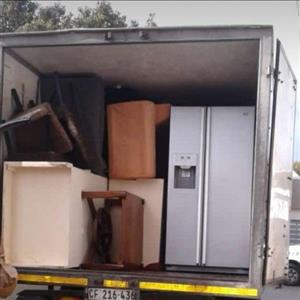 Domestic and Business Furniture Removals, Western Cape.