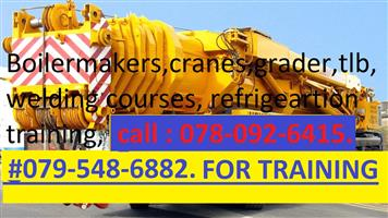 GRADER.Cranes. TLB. EXCAVATOR. MOBILE  CRANES ,0767823052. MINING  MACHINERY  TRAINING