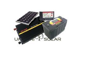 1500W Off-Grid Portable Solar Kit