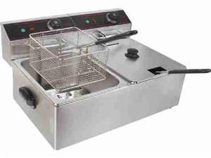 BIG BASKET 11X2 ELECTRIC FRYERS  - ON PROMOTION