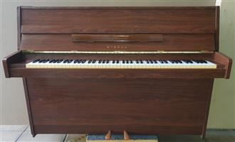 Upright Piano Eterna  1985 (Serial 3875536) R 34500