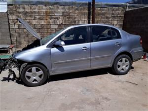 VW Polo 24x 1.6 Sedan - 2008 - Stripping for spares