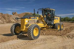 Grader training Germiston