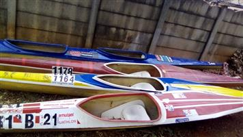 Sport kayaks for sale