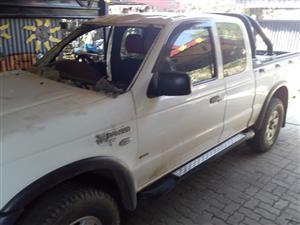 2007 Ford Ranger 2.5TD 4x4