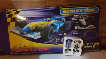 Scalextric For Sale - 3 Full Sets
