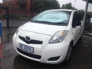 2009 Toyota Yaris 1.0 5 door T1 (aircon+CD)