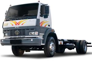 2020 Tata LPT 1518/ 8 Ton Chassis Cab Freight Carrier
