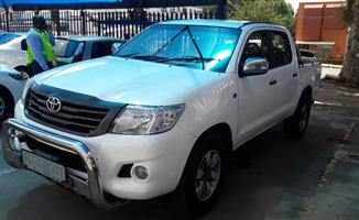 2009 Toyota Hilux 2.0